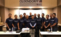 inhouse BWTS and Scrubber held in Jakarta